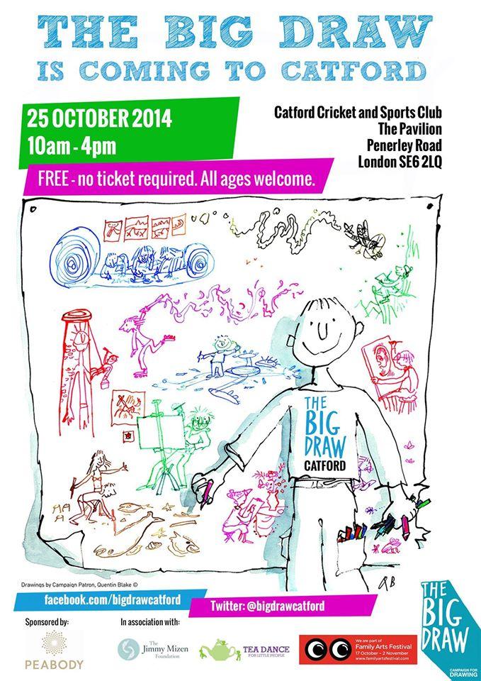 Big Draw Catford