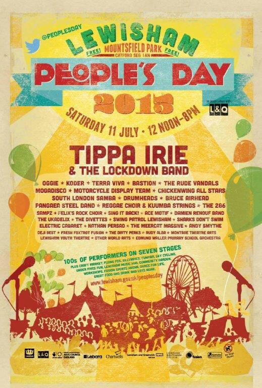 People's DAy 2015